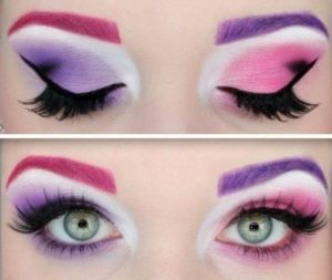 cheschire cat makeup