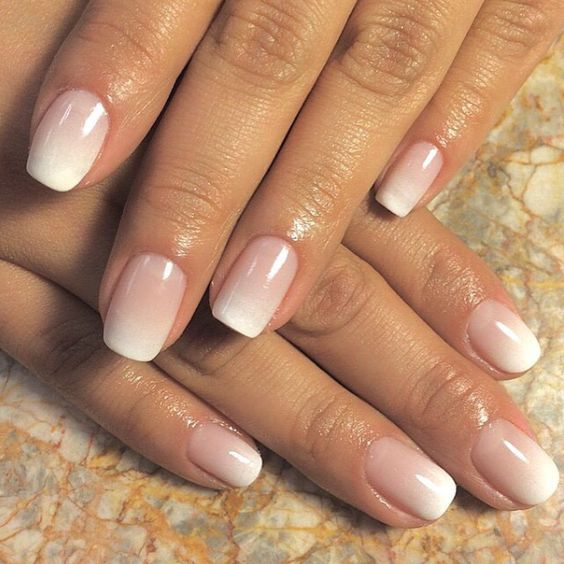 Nude Nails 30 Beautiful Nude Color Nail Designs
