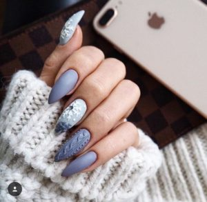sweather nails