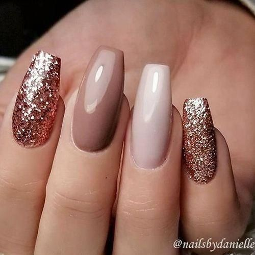 Nude Nails: 30 Beautiful Nude Color Nail Designs  