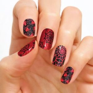 Spider Web nails