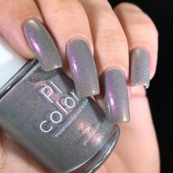 Gray Nails The Trend You Shouldn T Miss This Season
