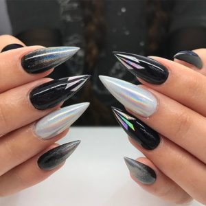 holographic iridescent