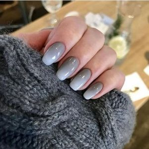 ombre from grey to white