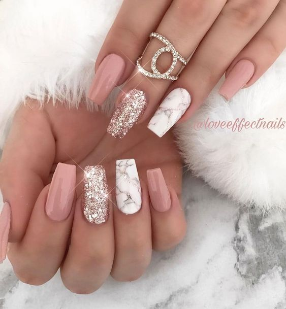 40 Pretty Nail Designs For Any Occasion