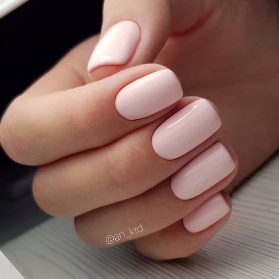 Squoval Nails
