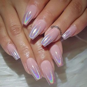 nude hologram french