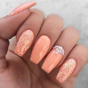 coral glam summer