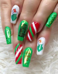 whoville nails