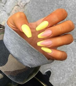 french yellow solid summer