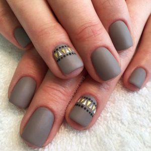 tribal embellished taupe