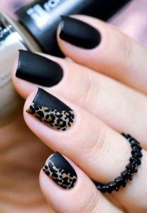 leopard black edge nye
