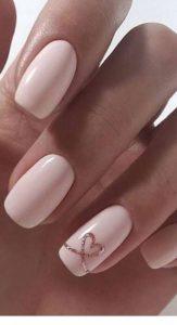 pink rose gold heart glitter