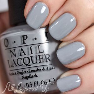 opi cool gray cement