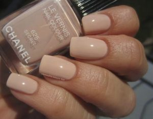 secret nude by chanel