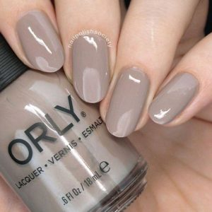 orly taupe shine