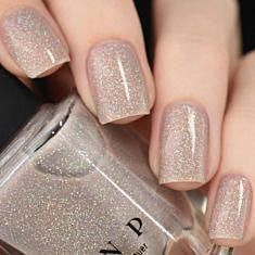 shimmer nude color