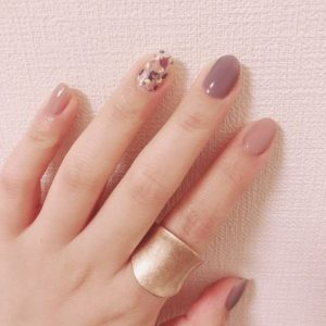 kawaii mauve designs