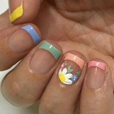 pastel tips easter