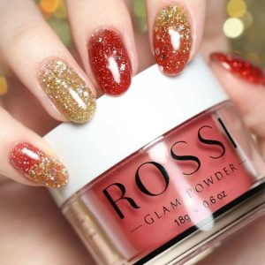 red gold dip rossi