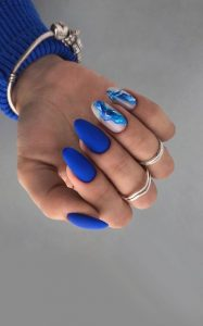 summer cobalt matte