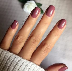 simple solid mauve