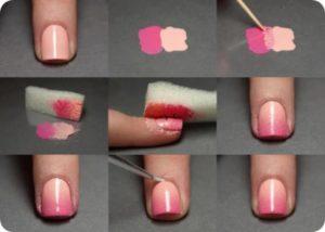 easy nail art designs for short nails