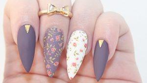 acrylic nails at home
