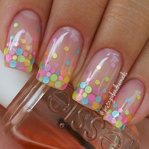 cute acrylic nails