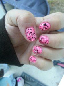 Sugar nails