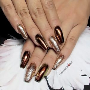 silver coffin nails