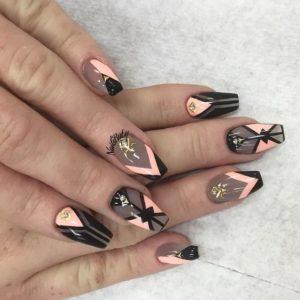 coffin nails ideas