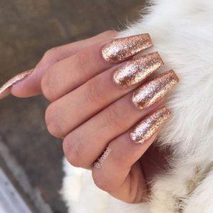 golden coffin nails