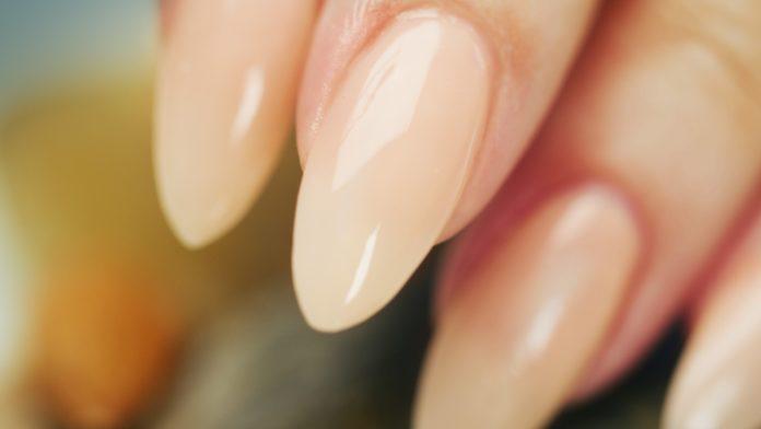 nude nail designs