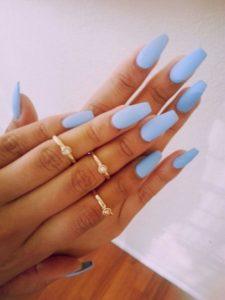 Baby Blue Beauty