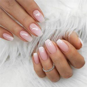 natural Gel Nails