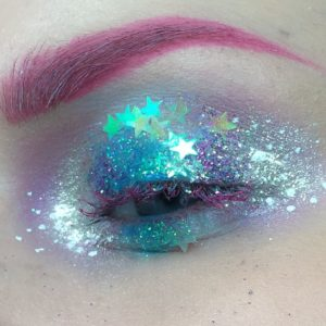 Holographic Eyes and Brows