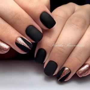Gothic Matte Black