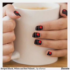 velantines nail art