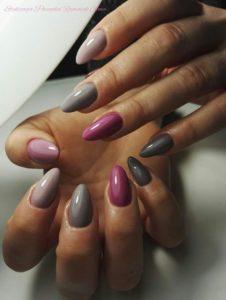 coloful nails