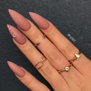 nude stiletto