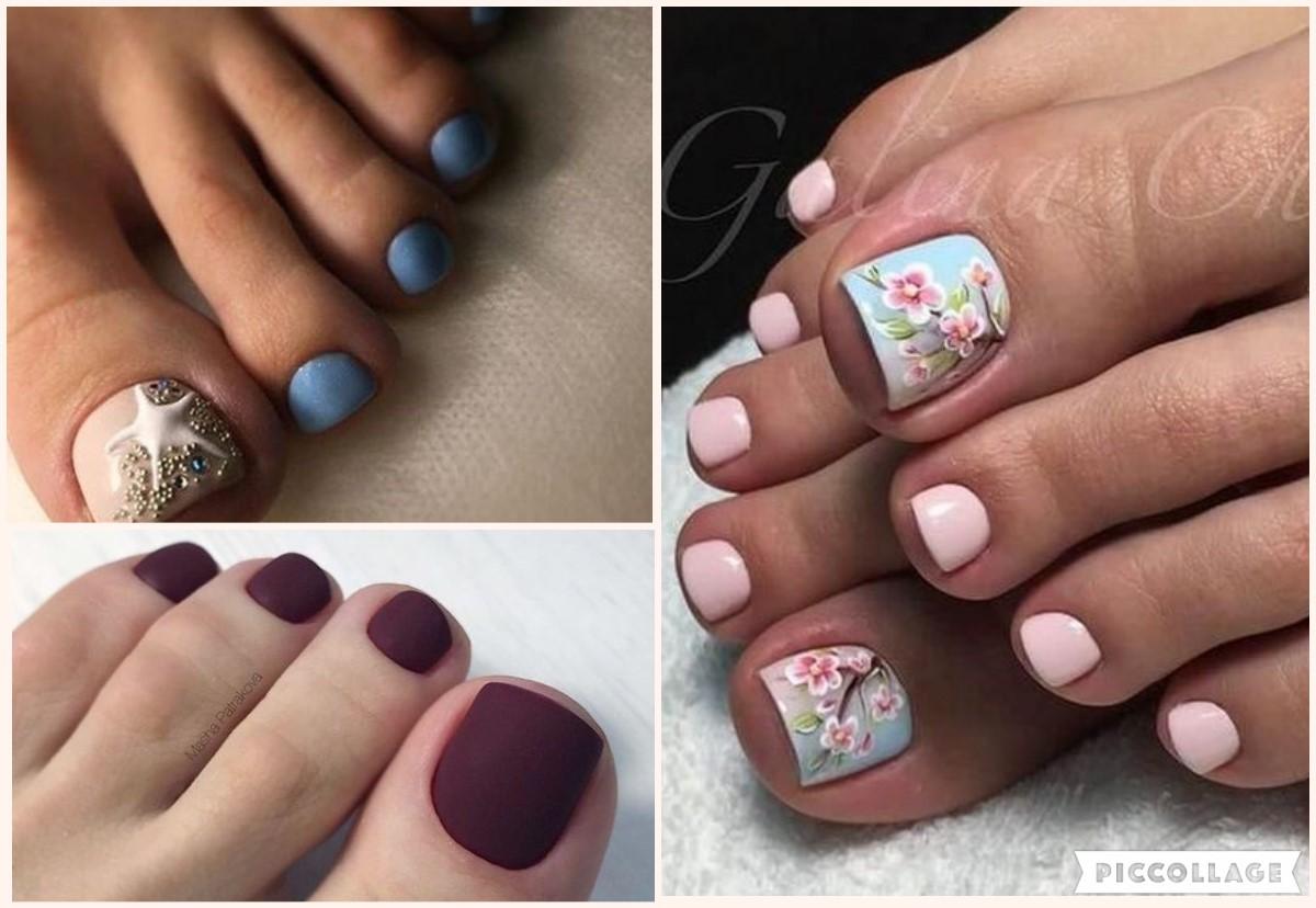 40 Cute Toe Nail Designs