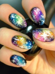 rainbow galaxy star