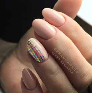 polka dots color