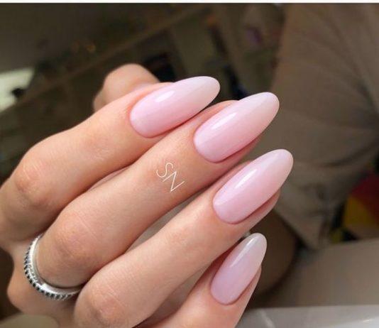 cute almond nail designs