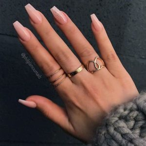 Neutral coffin nails