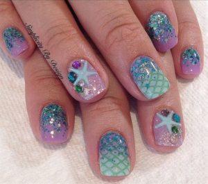 starfish scales