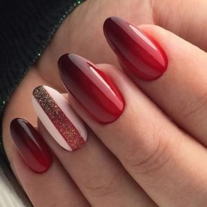 white red stripe