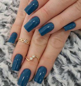 winter blue trend