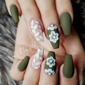 white army green